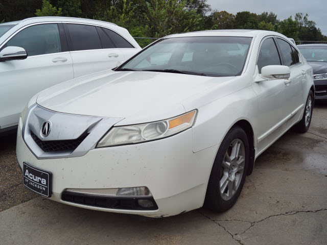 Pre-Owned 2011 Acura TL Front Wheel Drive Sedan 4 Dr.