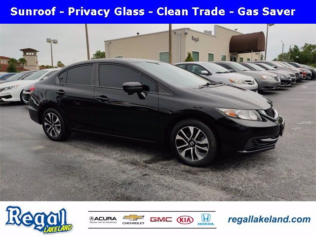 Pre-Owned 2014 Honda Civic Sedan
