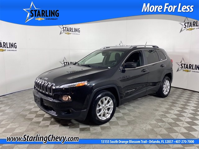Pre-Owned 2014 Jeep Cherokee Wagon 4 Dr.
