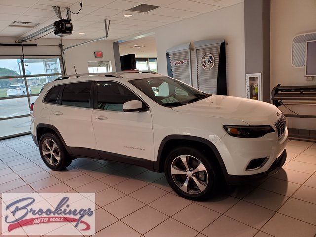 Pre-Owned 2019 Jeep Cherokee 4WD Wagon 4 Dr.
