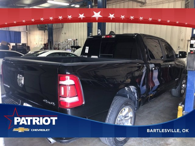 Pre-Owned 2019 Ram 1500 Big Horn/Lone Star Crew Pickup