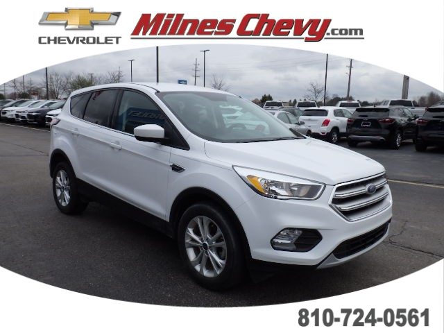 Pre-Owned 2017 Ford Escape Wagon 4 Dr.