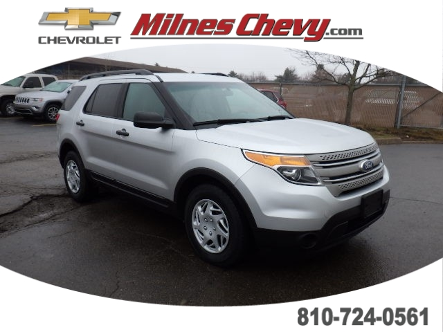 Pre-Owned 2012 Ford Explorer Wagon