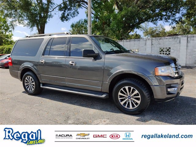 Pre-Owned 2017 Ford Expedition EL