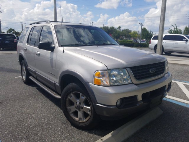 Pre-Owned 2002 Ford Explorer