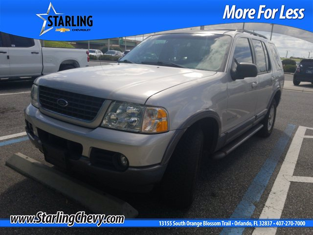 Pre-Owned 2002 Ford Explorer Wagon 4 Dr.