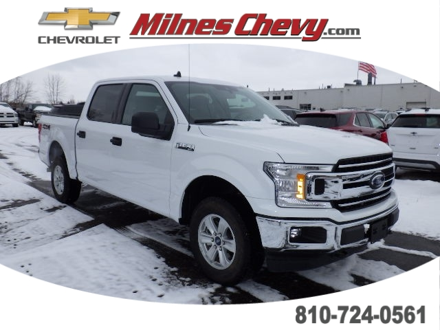 Pre-Owned 2019 Ford F-150 Crew Pickup