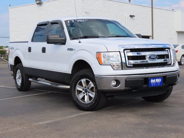 2013 Ford F-150 Crew Cab Pickup