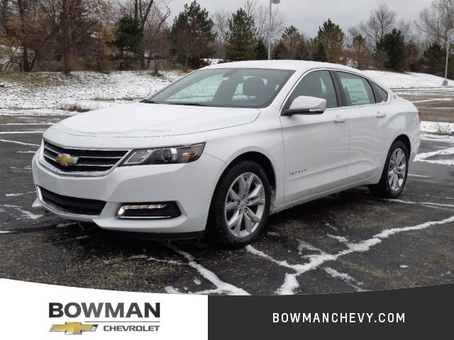 New 2019 Chevrolet Impala LT Front Wheel Drive Sedan
