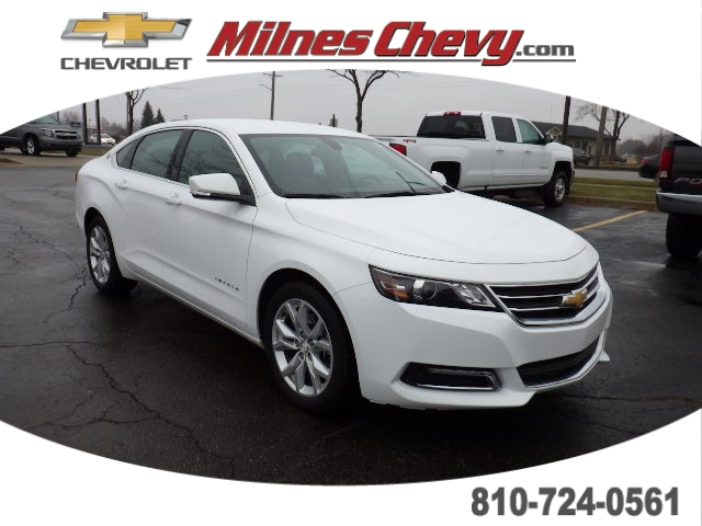 Pre-Owned 2019 Chevrolet Impala LT 4WD Sedan
