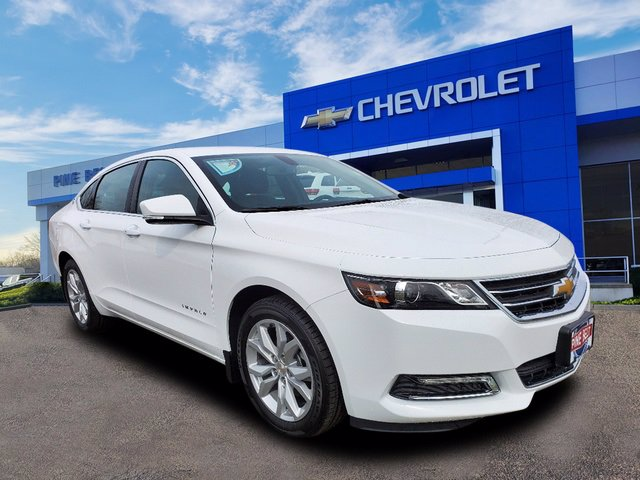 New 2020 Chevrolet Impala LT Front Wheel Drive Sedan
