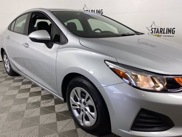 Certified Pre-Owned 2019 Chevrolet Cruze