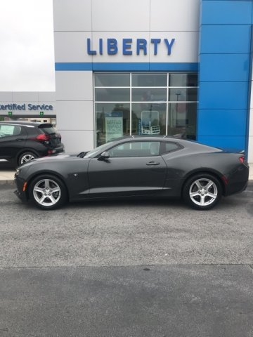 2017 Chevrolet Camaro 1LT Car
