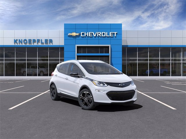 New 2021 Chevrolet Bolt EV Premier FRONT WHEEL DRIVE Hatchback