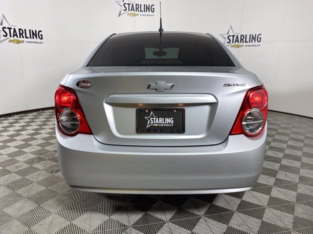 Pre-Owned 2014 Chevrolet Sonic LS