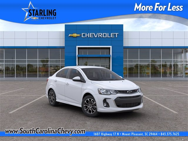 New 2020 Chevrolet Sonic LT Sedan