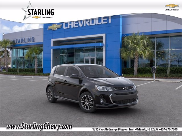 New 2020 Chevrolet Sonic LT 5-Door