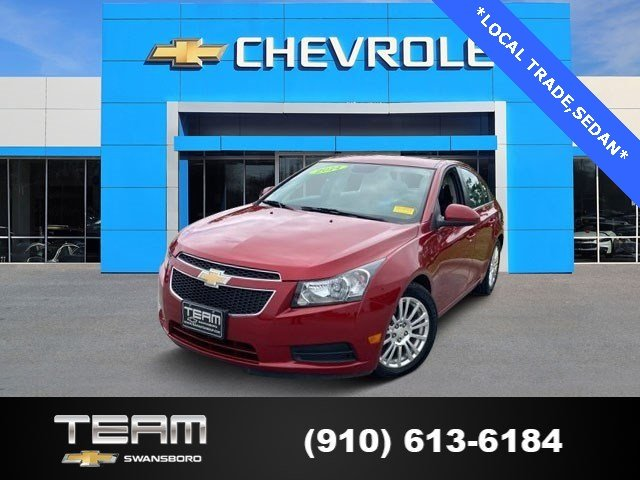 2014 Chevrolet Cruze ECO Car