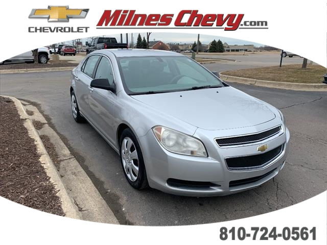 Pre-Owned 2011 Chevrolet Malibu LS w/1LS FWD Sedan
