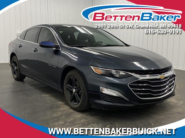 Pre-Owned 2020 Chevrolet Malibu LS FWD Sedan