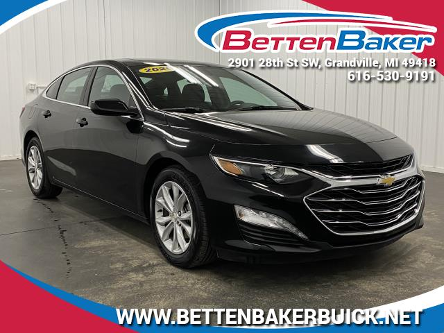 Pre-Owned 2020 Chevrolet Malibu LT FWD Sedan