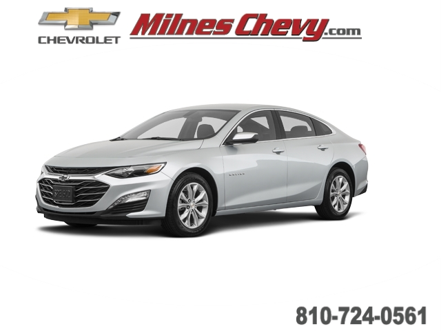Pre-Owned 2019 Chevrolet Malibu LT Front Wheel Drive Sedan