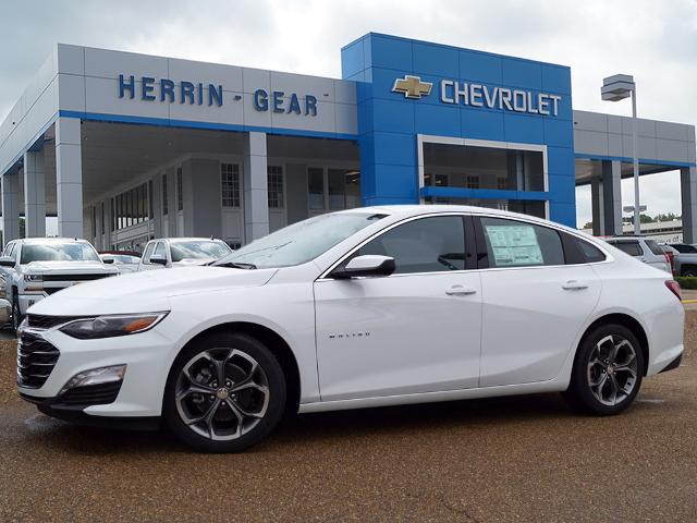 New 2020 Chevrolet Malibu LT FRONT WHEEL DRIVE Sedan