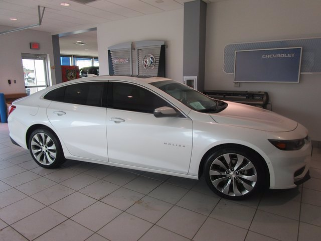 Pre-Owned 2016 Chevrolet Malibu Premier Front Wheel Drive Sedan