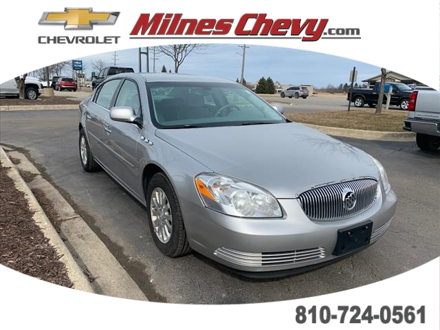 Pre-Owned 2008 Buick Lucerne CX FRONT_WHEEL_DRIVE Sedan
