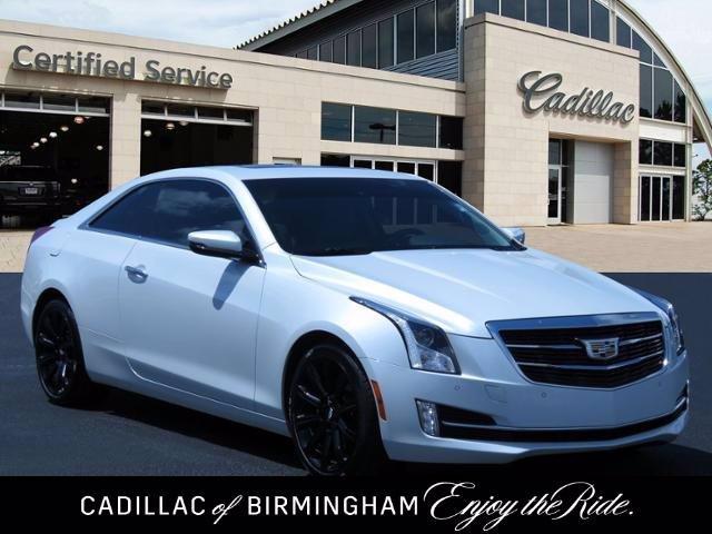 2016 CADILLAC ATS Luxury Collection RWD Car