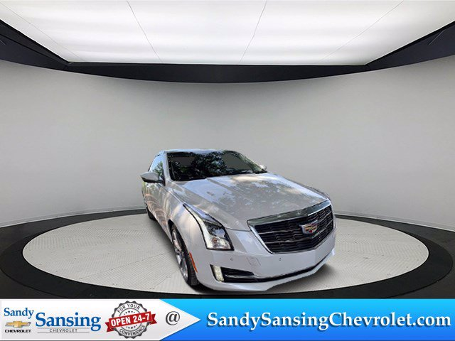 2016 Cadillac ATS Premium Collection RWD