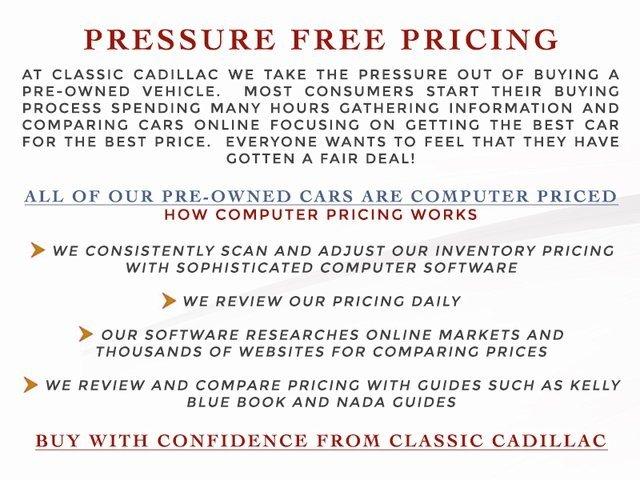 2017 CADILLAC ATS Premium Luxury RWD Car