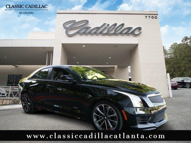 2016 CADILLAC ATS-V Car