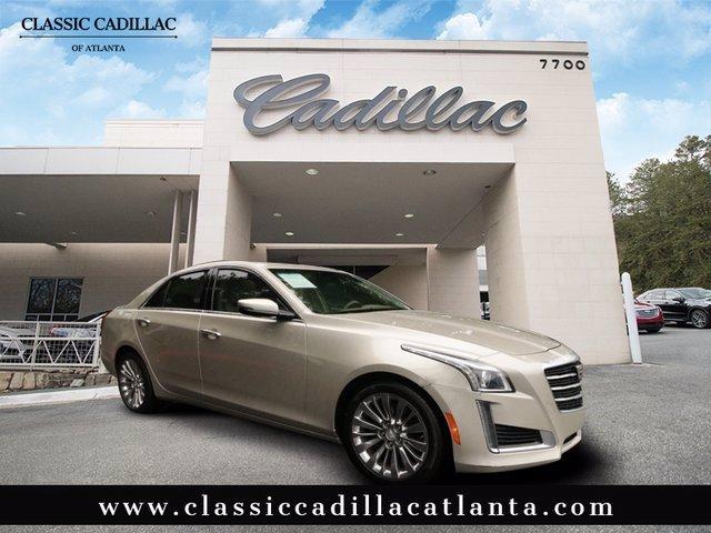 2015 CADILLAC CTS Luxury RWD Car