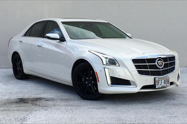 2014 Cadillac CTS Performance RWD