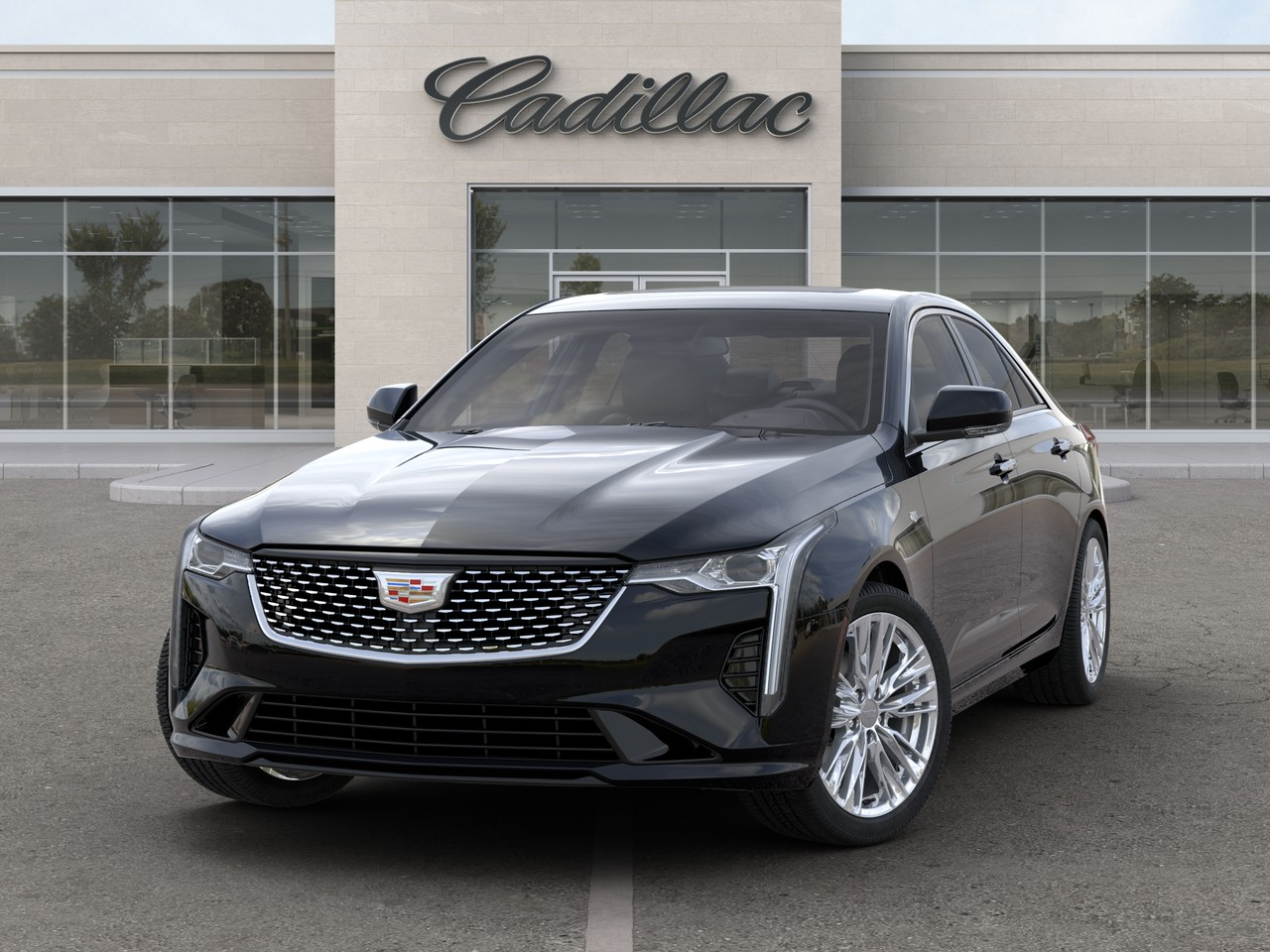 2020 CADILLAC CT4 Premium Luxury Car