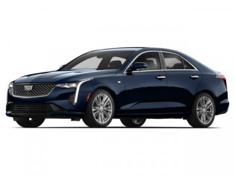 2020 CADILLAC CT4 V-Series Car
