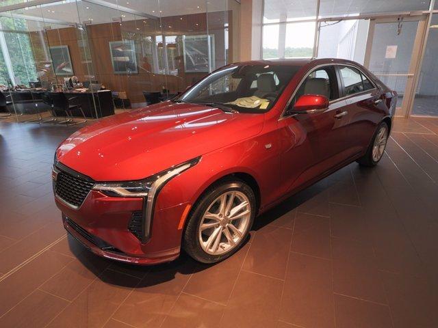 2020 CADILLAC CT4 Luxury Car