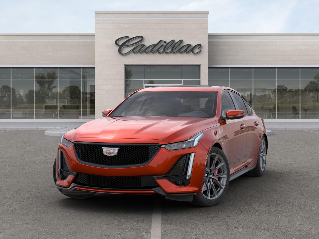 2020 CADILLAC CT5 V-Series Car