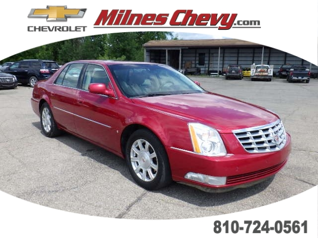 Pre-Owned 2008 Cadillac DTS w/1SB Front Wheel Drive Sedan