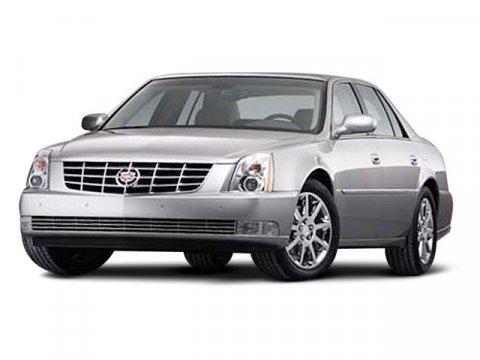 2008 Cadillac DTS w/1SA