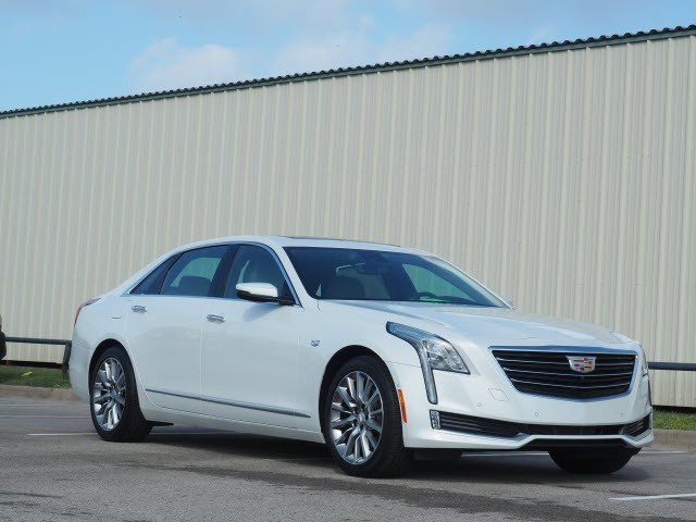Certified Pre-Owned 2018 Cadillac CT6 3.6L Luxury All Wheel Drive Sedan