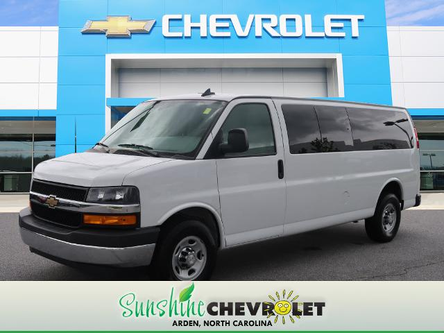 2018 Chevrolet Express Passenger 3500 LT