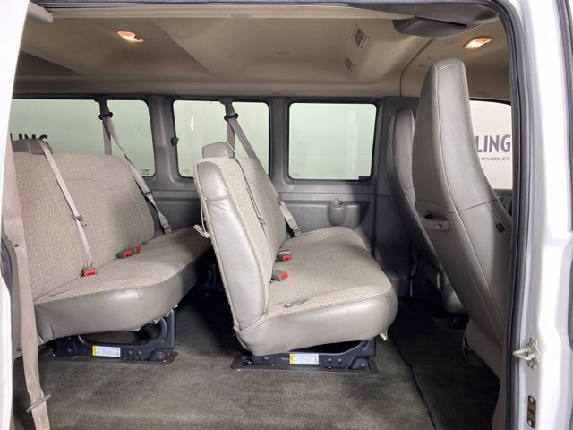 Certified Pre-Owned 2019 Chevrolet Express Passenger 3500 LT