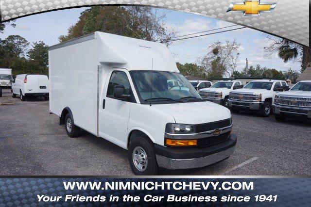 2018 Chevrolet Express Cutaway 3500 Work Van