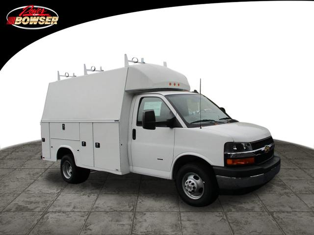 New 2019 Chevrolet Express Cutaway 3500 Work Van