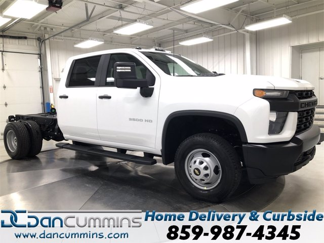2020 Chevrolet Silverado 3500 HD Chassis Cab Work Truck