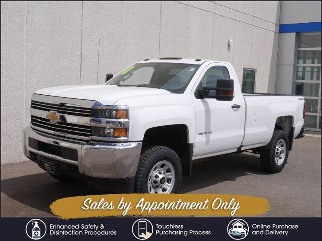 2018 Chevrolet Silverado 3500 HD Work Truck