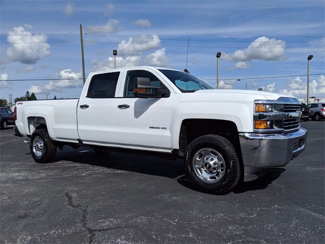 2018 Chevrolet Silverado 2500 HD Work Truck