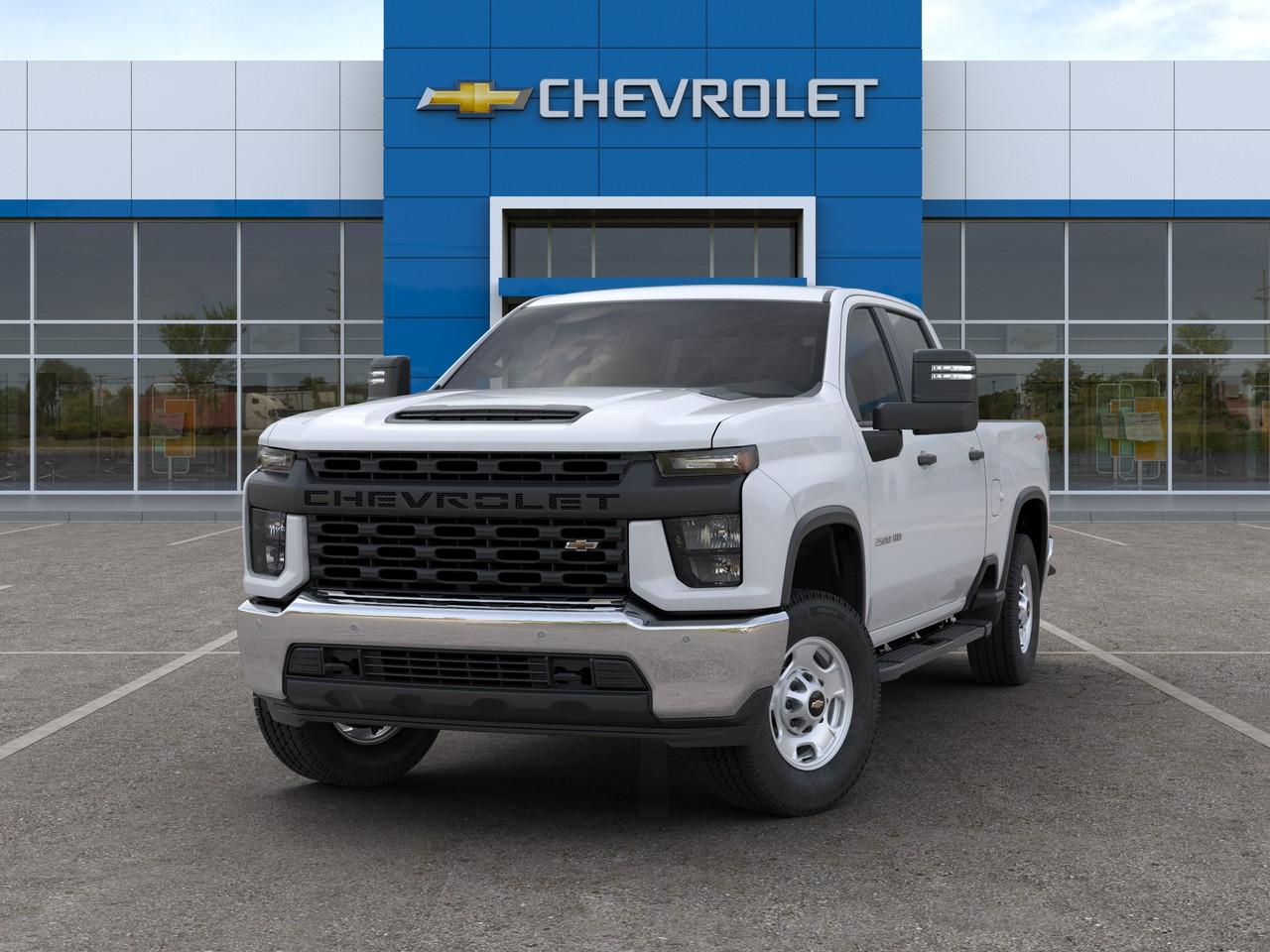 2020 Chevrolet Silverado 2500HD Work Truck Crew Cab Pickup